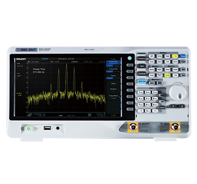 Bench Spectrum Analyzer